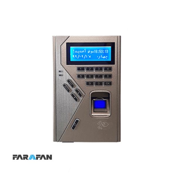 دستگاه کنترل تردد(کنترل دسترسی)حضورغیاب اثر انگشتیFG-17