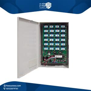 رله برای کنترل تردد آسانسور و کمدهای ورزشگاهی مدل OUTMOD-24