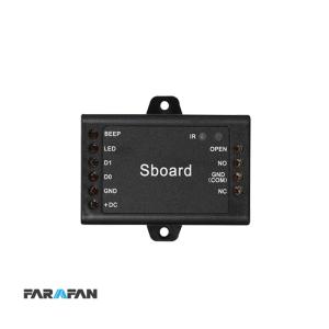 کنترلر اکسس کنترل (کنترل تردد) مدل FG-SBoard mini