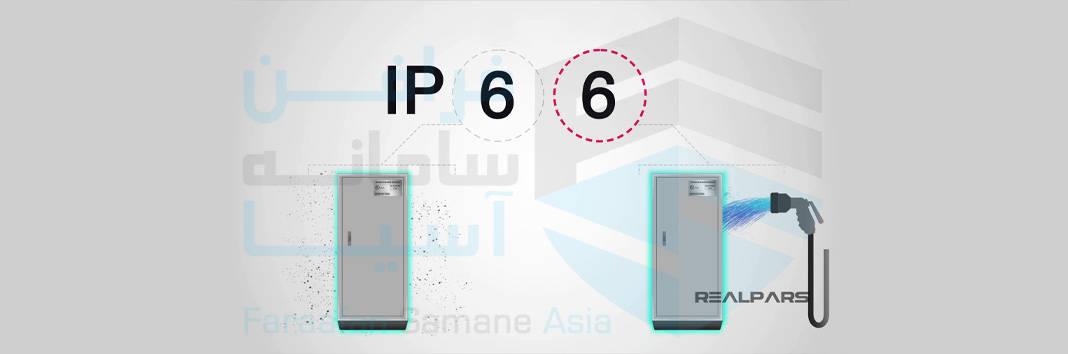 اعداد در استاندارد IP ( ingress protection standard ) به چه معنا هستند؟