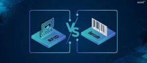 barcod and rfid ، بارکد و RFID چه نفاوت هایی دارند