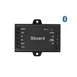 دستگاه کنترل تردد بلوتوثی مدل Sboard-BT