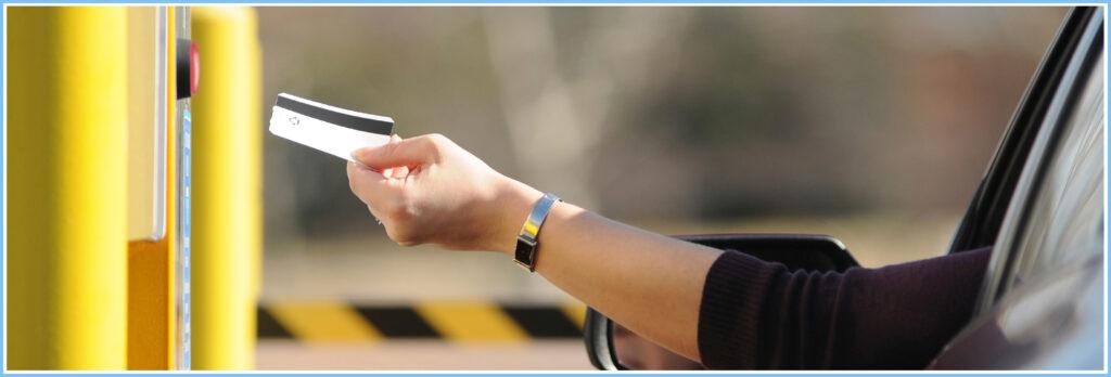 شارژینگ فراگارد سامانه جامع کنترل تردد