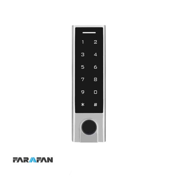 دستگاه کنترل تردد | دستگاه کنترل دسترسی دستگاه کارتی بلوتوثی مدل FG-HF3 BT