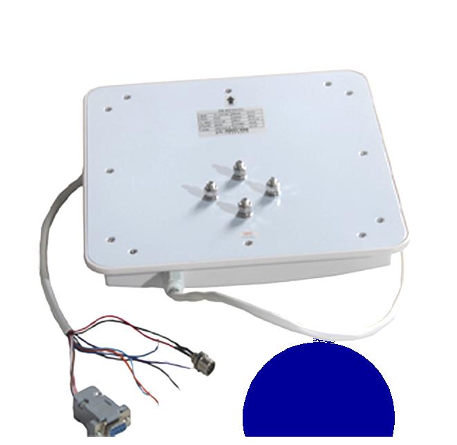 ریدر برد بلند, آنتن برد بلند,RFID مدل PK-UHF101