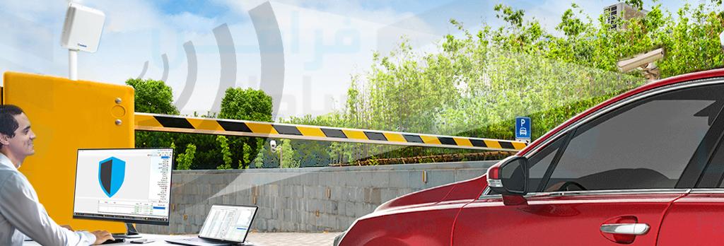 نرم افزار کنترل تردد فراگارد، ریدر متصل به کنترلر