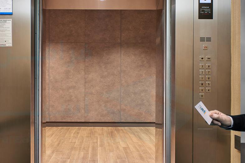 کنترل تردد آسانسور، نصب گ آسانسور، ریموت کنترل آسانسور