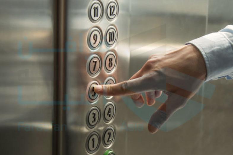 سامانه کنترل تردد آسانسور، فرافن سامانه آسیا